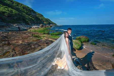 婚紗作品拍攝