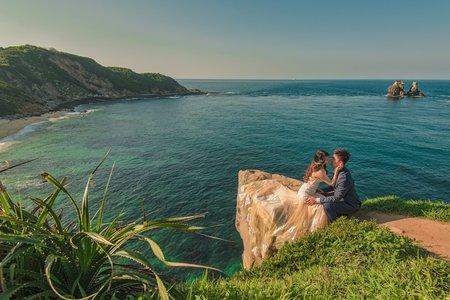 神秘海岸-婚紗拍攝
