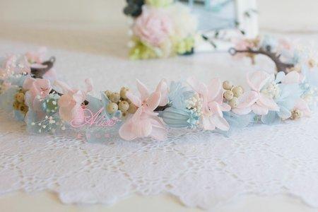 手作新娘飾品