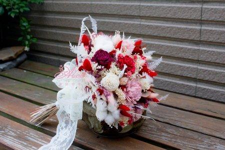 客訂製捧花系列