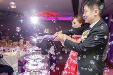 馬來西亞小薇結婚晚宴