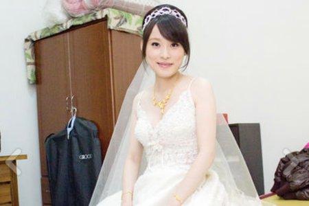 詩鈺  結婚雲林自宅午宴