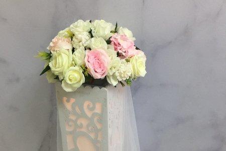 走道花柱出租☆心心相印雕花款式☆婚禮佈置