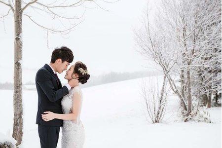 2018 北海道婚紗專案