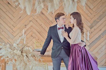 浪漫婚紗拍攝