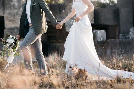 小奢華婚紗包套 (包含婚禮禮服 )