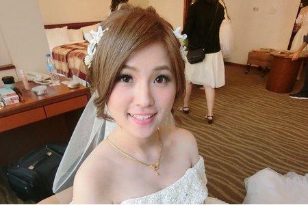 Bride-婷婷