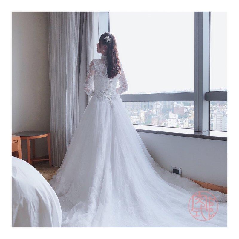 C方案-訂婚/結婚/歸寧/補請新秘2造型作品