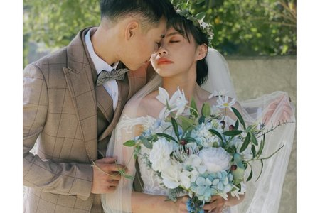 D方案-訂婚/結婚/歸寧/補請新秘3造型