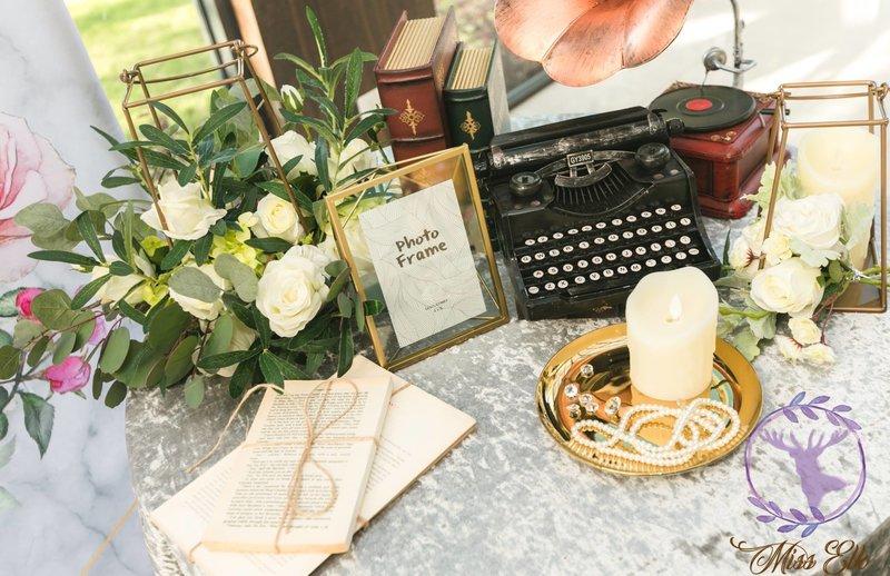 雋詠之心桌面道具