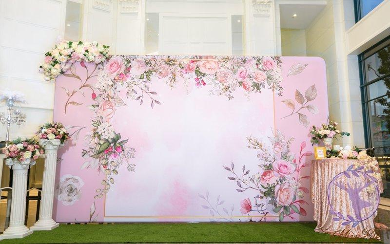 粉紅甜蜜 尺寸400寬240高