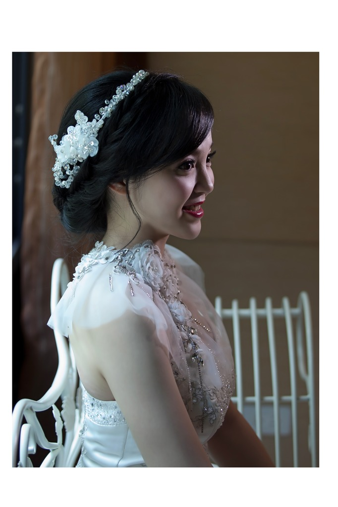 新娘秘書服務價位作品