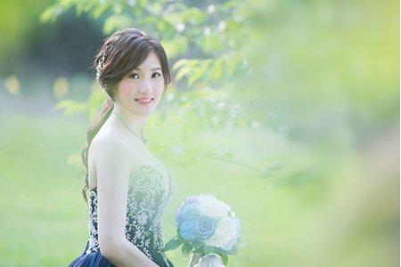 訂婚.結婚儀式宴客(彩妝造型+禮服出租)