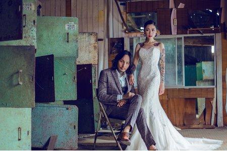 個性婚紗攝影