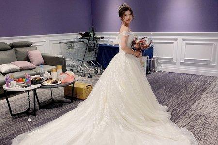 1月甜美新娘