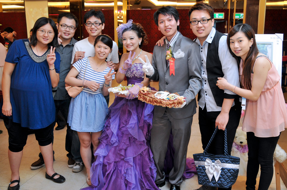 登璿&湘敏 迎娶_091 - 克里斯 婚禮紀錄 - 結婚吧