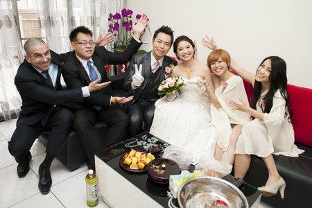 東毅 韻如 結婚婚禮記錄