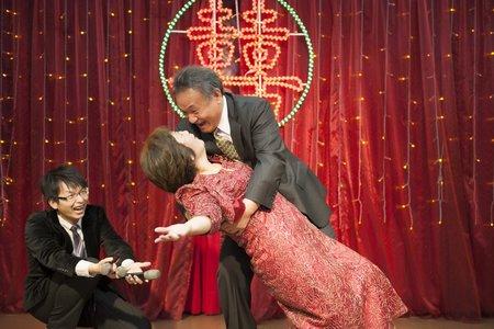 皇能子琳 訂婚