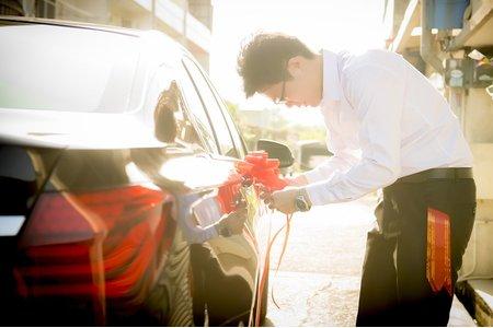 勳洲甄珮   結婚婚禮記錄迎娶前準備