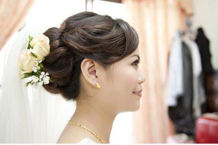 育秀結婚婚禮記錄-1-迎娶前準備