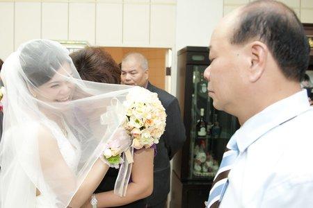 育秀結婚婚禮記錄__4家族合照+拜別+出閣上轎