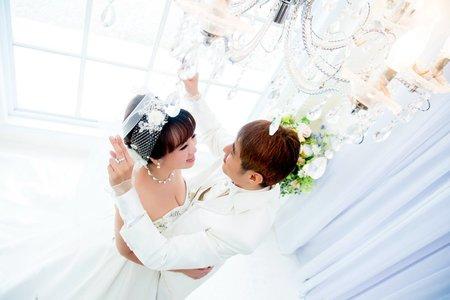 閱讀美麗__采瀅拍婚紗浪漫婚紗檔案全贈