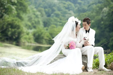 閱讀美麗__哲榕筱婷拍婚紗
