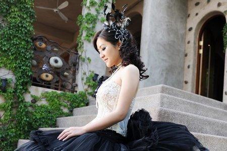 閱讀美麗__伯鍾 慧如 拍婚紗