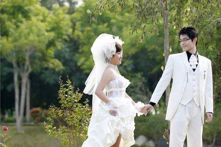 閱讀美麗__怡蒨恆嘉 拍婚紗