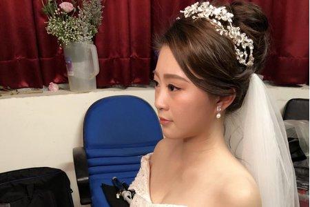 Kami u.u. makeup artist 龔芷筠 彩妝造型 新娘秘書
