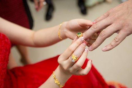 婚禮紀錄(文定儀式)