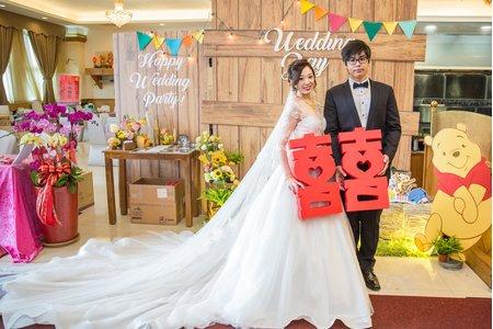 婚禮紀錄(單宴客)