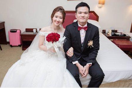 旻宏&啟如 結婚