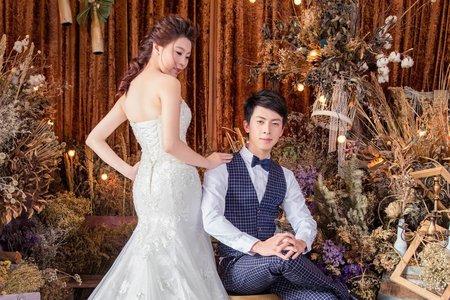 艾瑪&硯硯 婚紗