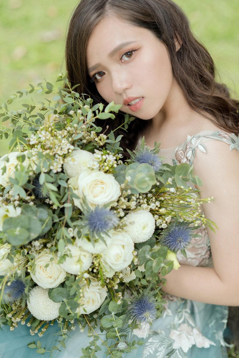 愛台灣,自主婚紗作品