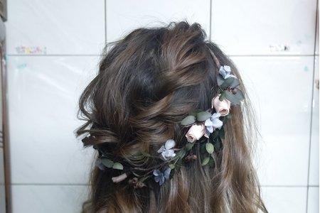 浪漫仙仙長髮?