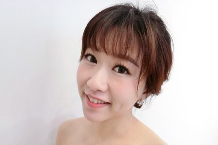 氣質韓式妝髮