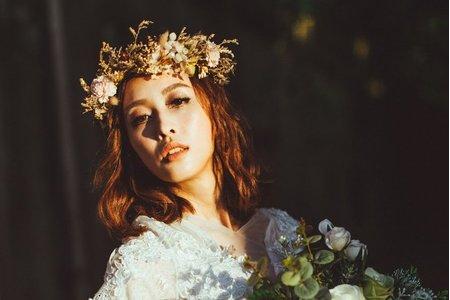 婚紗作品-歐美浪漫