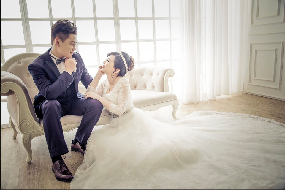 WH-為您好事韓風婚紗,「大大推薦」WH婚紗-物超所值❤️