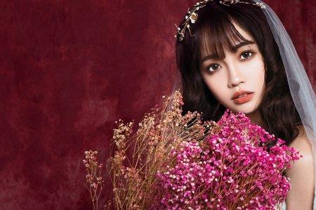 祖兒韓式妝髮造型