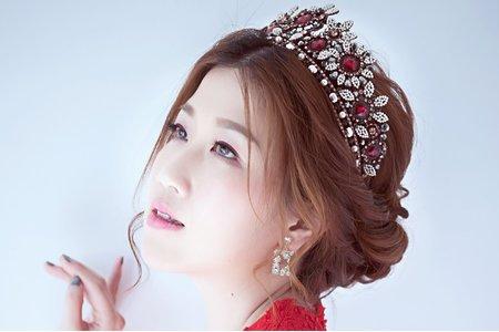 皇冠女王風