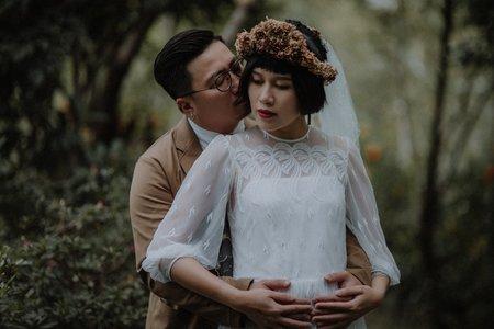 [Engagement | 美式生活婚紗] Red&Mika
