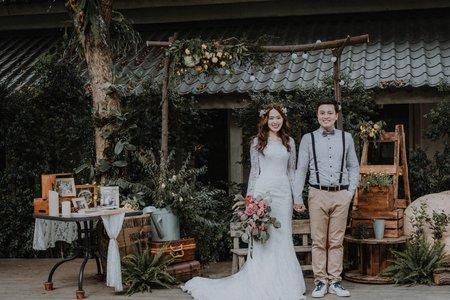[Weddings | 美式婚禮記錄] AA&ZZ
