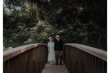 [Engagement | 美式生活婚紗] Peter & Rosy