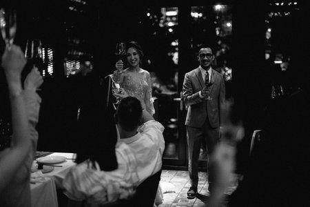 [Weddings | 美式婚禮記錄] West&Dita