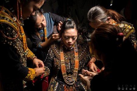 排灣傳統婚禮紀實
