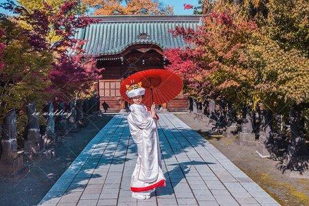 e時尚海外婚紗【日本青森】