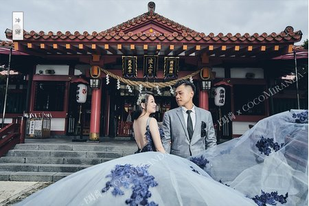 e時尚婚紗|海外婚紗|沖繩