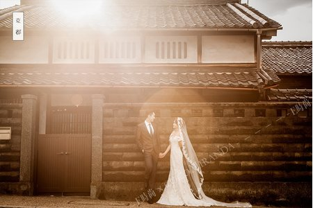 e時尚婚紗|海外婚紗|京都