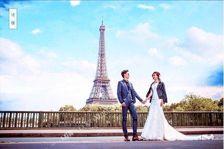 e時尚婚紗|海外婚紗|法國